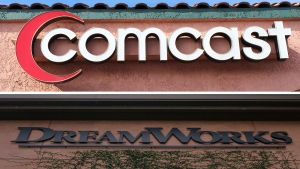 Comcast to Buy DreamWorks Animation