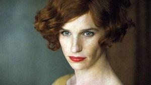 New Photo of Redmayne as Transgender Painter Released