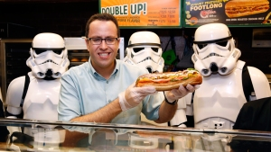How Subway Will Erase Jared Fogle From Its Brand