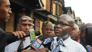 Liberian Ambassador Meeting With City Over Deadly Fire