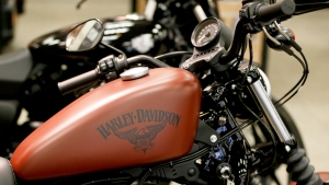 Harley-Davidson Interns Get a Free Motorcycle