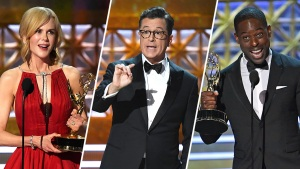 5 Biggest Jaw-Droppers at the 2017 Emmys