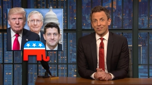 'Late Night': A Closer Look at Trump's Government Shutdown Threat