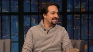 'Late Night': Lin-Manuel Miranda Says Emily Blunt Is Human Sunshine
