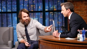 'Late Night': Meyers and Forte Clear the Air