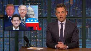 'Late Night': A Closer Look at Passage of the GOP Tax Plan