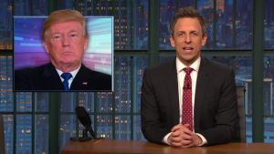 'Late Night': A Closer Look at the GOP Praising of Trump