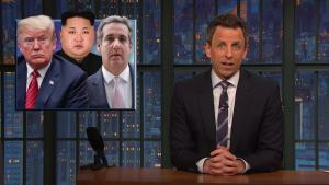 'Late Night': A Closer Look at Summit, Cohen Testimony
