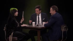 'Tonight': True Confessions With Billie Eilish and Colin Quinn