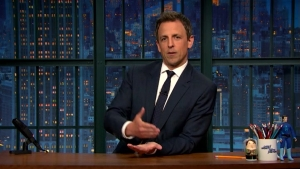 'Late Night' Venn Diagrams: Trump, Sanders