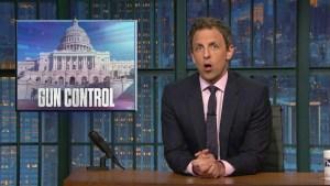 'Late Night': Senate Failing to Pass Gun Control