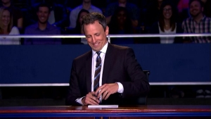 'Late Night' 2016 Presidential Debate