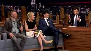 'Tonight Show': Scott Patterson Knows a 'Gilmore' Secret