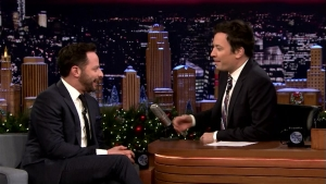 'Tonight Show': Nick Kroll Dreamed of Playing German Pig