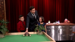 'Tonight Show': Kids Demo the Hottest Christmas Toys