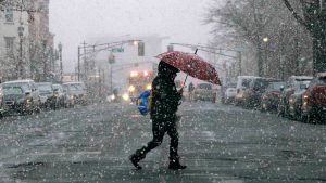 Newest Forecast: Expect 2-Part Punch From Nor'easter 4