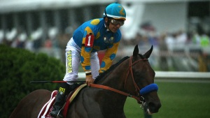 "Secretariat Jockey: American Pharoah Could ""Be the One"""