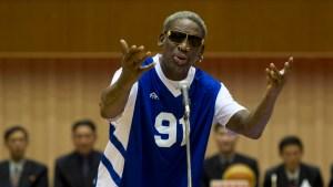 Dennis Rodman Checks Into Rehab After DUI Arrest