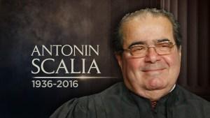 Supreme Court Justice Antonin Scalia Dead at 79