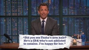 'Late Night' Teen Slang: Retwit, Arm Kale