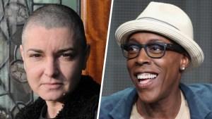 Arsenio Hall Sues Sinead O'Connor for Libel