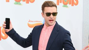 Timberlake May Be in Hot Water for Polling Booth Picture