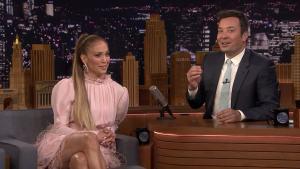 'Tonight': Dance Break With Jennifer Lopez
