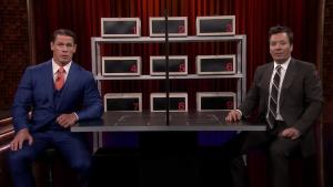 'Tonight': Jimmy and John Cena Play 'Box of Lies'
