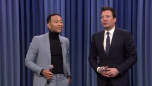 'Tonight': Lip Sync Karaoke with John Legend