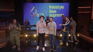'Tonight': Freestyle Love Supreme Improvises Pet Peeve Song
