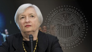 Fed Hints at Rate Hike, Won't Say When