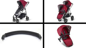 71K Strollers, Seats Recalled Due to Choking Risk