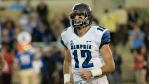 Breaking Down Highly-touted QB Prospect Paxton Lynch Vs. Temple