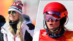 Five to Watch: Vonn, Shiffrin Finally Face Off on Last Day of Pyeongchang Olympics Skiing