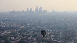 'Wicked' Balloon Soars Over Philadelphia