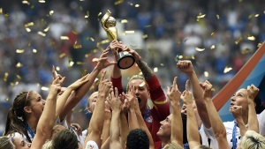 USA Defeats Japan To Win 2015 World Cup