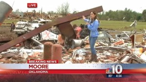 Damage From the Worst Type of Tornado