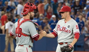 Life Without Jonathan Papelbon: Ken Giles Saves Phillies' Win