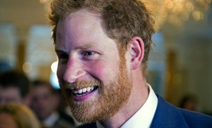 Prince Harry Photobomb's 'ANTM's' Selfie