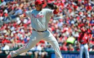 Phillies Waste Aaron Harang QS, Drop Series to Nationals