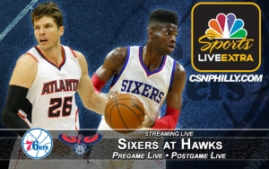 NBC Sports Live Extra: Sixers at Hawks