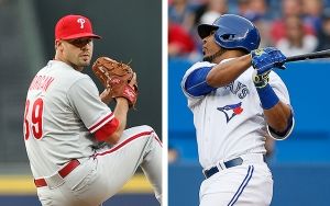 In-Game Live: Phillies at Blue Jays