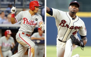 In-Game Live: Phillies at Braves