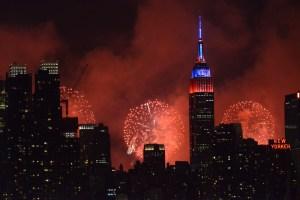 Fireworks, Scarlet Lights to Celebrate Rutgers' 250th