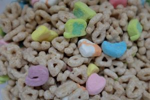 Customers Getting Chance at 'Marshmallow Only' Lucky Charms