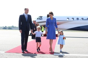 Palace Announces Prince William, Kate Expecting 3rd Child