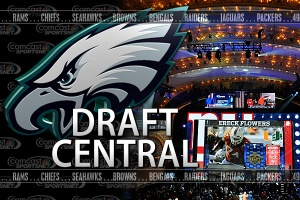 Eagles Draft Central: Stories, Videos, Tweets and More