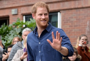 Prince Harry Says No Royal Wants to Be King, Queen