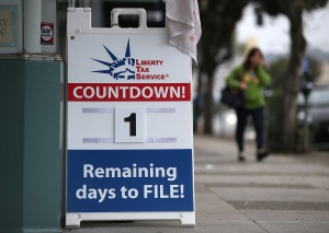 Good News, Procrastinators: Tax Deadline Pushed to Tuesday<br /><br />