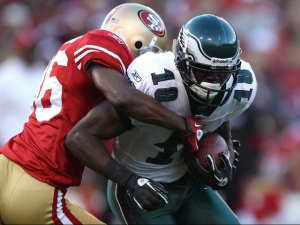 Maclin's Brother Insists Receiver Is 'Fine'